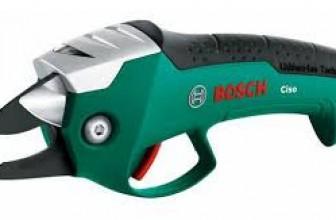 Guide pour choisir un sécateur électrique Bosch